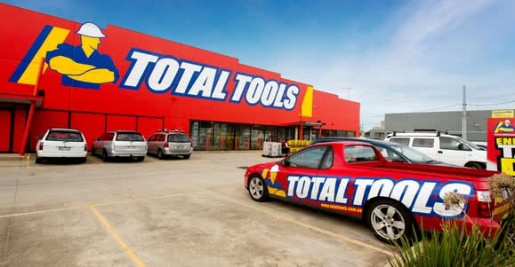 Total Tools sold majority stake to Metcash Limited